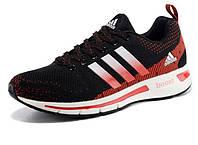 Кроссовки мужские Adidas Boost 2015 black-red