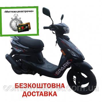 Скутер Spark SP125S-14 black