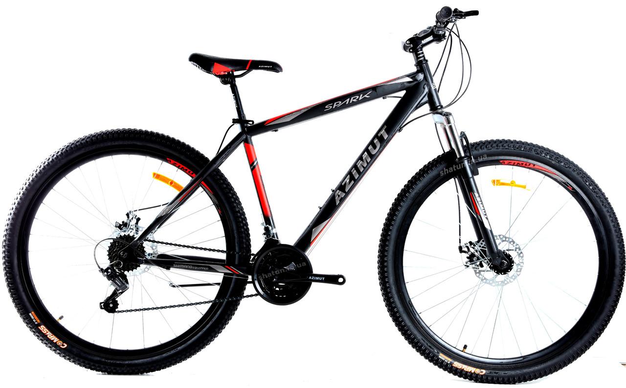 """Гірський велосипед Azimut Spark 29"""""""
