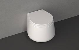 Унитаз Isvea Allegro white подвесной, сиденье дюропласт медленнопадающее (10AL02002SV+42A00200I)