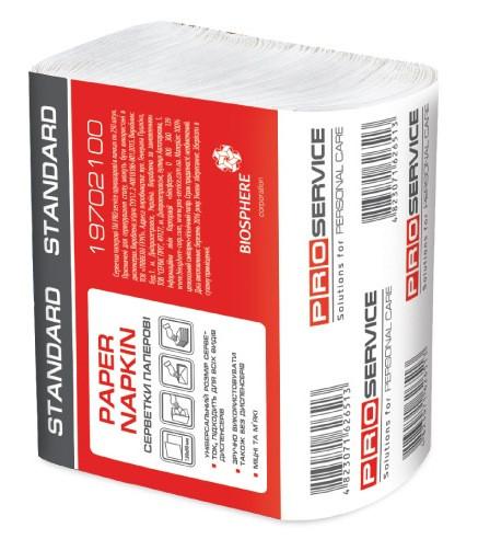 PROservice Standard Серветки для діспенсерів , 2 скл. 300 шт (24 шт/ящ)