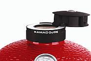 Вугільний гриль Kamado Joe Classic Joe II Stand-Alone, фото 6