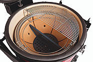 Вугільний гриль Kamado Joe Big Joe II Stand alone, фото 4