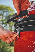 Вугільний гриль Kamado Joe Big Joe II Stand alone, фото 9