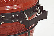 Вугільний гриль Kamado Joe Jr. Red, фото 4
