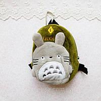 Рюкзак Брелок Плюш с Зайцем 14*11 см, фото 1