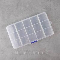 Коробка-бокс Органайзер для Хранения 17*10*2 см