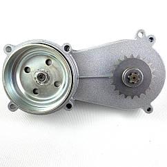 Редуктор 3:1 со звездой (T8F 20t) цепной понижающий для квадроцикла,  Mini ATV