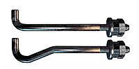 Болт фундаментный прямой М24 гост 24379.1-80