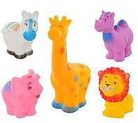 Набор игрушек ― пищалок Животные 1603-5 N Metr+