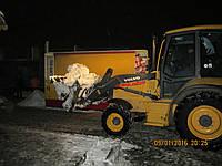Уборка снега. Стоимость уборки снега в Киеве