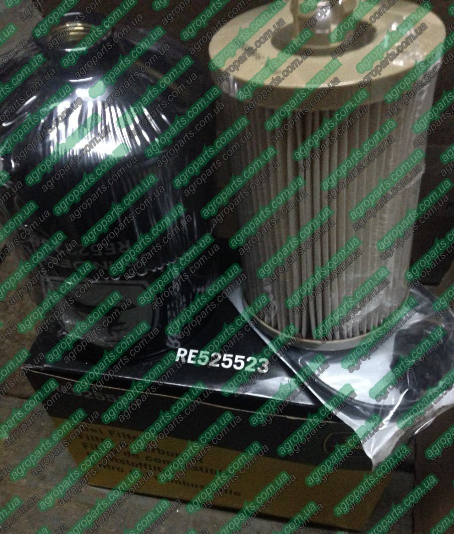 Фильтра RE525523 топливные FUEL FILTER KIT John Deere RE520906 фильтр топл RE523236 фільтр re525523