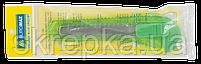 Ніж канцелярський JOBMAX 18 мм пластиковий корпус, фото 2