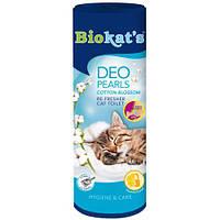 Дезодорант туалету для котів Biokats «Deo Cotton Blossom» 700 г (порошок)