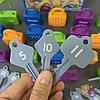 """Математический набор """"Подбери ключ"""" Lakeshore, фото 10"""