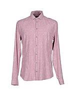 Бледно-розовая рубашка Patrizia Pepe