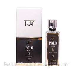 Elite Parfume Ralph Lauren Polo Black, мужской 33 мл