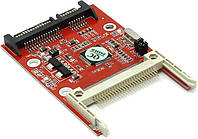 Compact Flash CF - SATA переходник