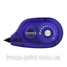 Корректор ленточный Axent 7009-02-A, 5 мм х 6 м, синий