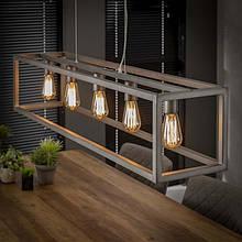 Светильник подвесной из металла GoodsMetall в стиле Лофт 1250х250х250 СК41