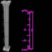 Колонна К-1, фото 1