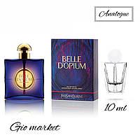 Наливные женские духи аналог Y.S.Laurent - Belle D'Opium