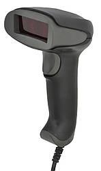 Дротовий лазерний сканер штрих-коду Netum NT-F5 USB 1D