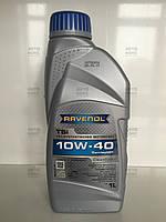 Масло моторне п/синтетичне 10W40 TSI (1L) Пр-во Ravenol.