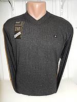 Свитер мужской PILING, мыс однотонный 001 / купить свитер мужской оптом