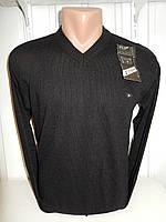 Свитер мужской PILING, мыс, однотонный 003 / купить свитер мужской оптом