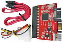 Переходник SATA - IDE двусторонний адаптер
