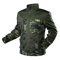 Куртка робоча NEO TOOLS 81-211
