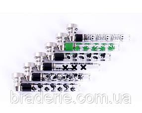 Курительная трубка стеклянная Glass Pipe HL-231