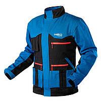 Куртка робоча NEO TOOLS 81-215