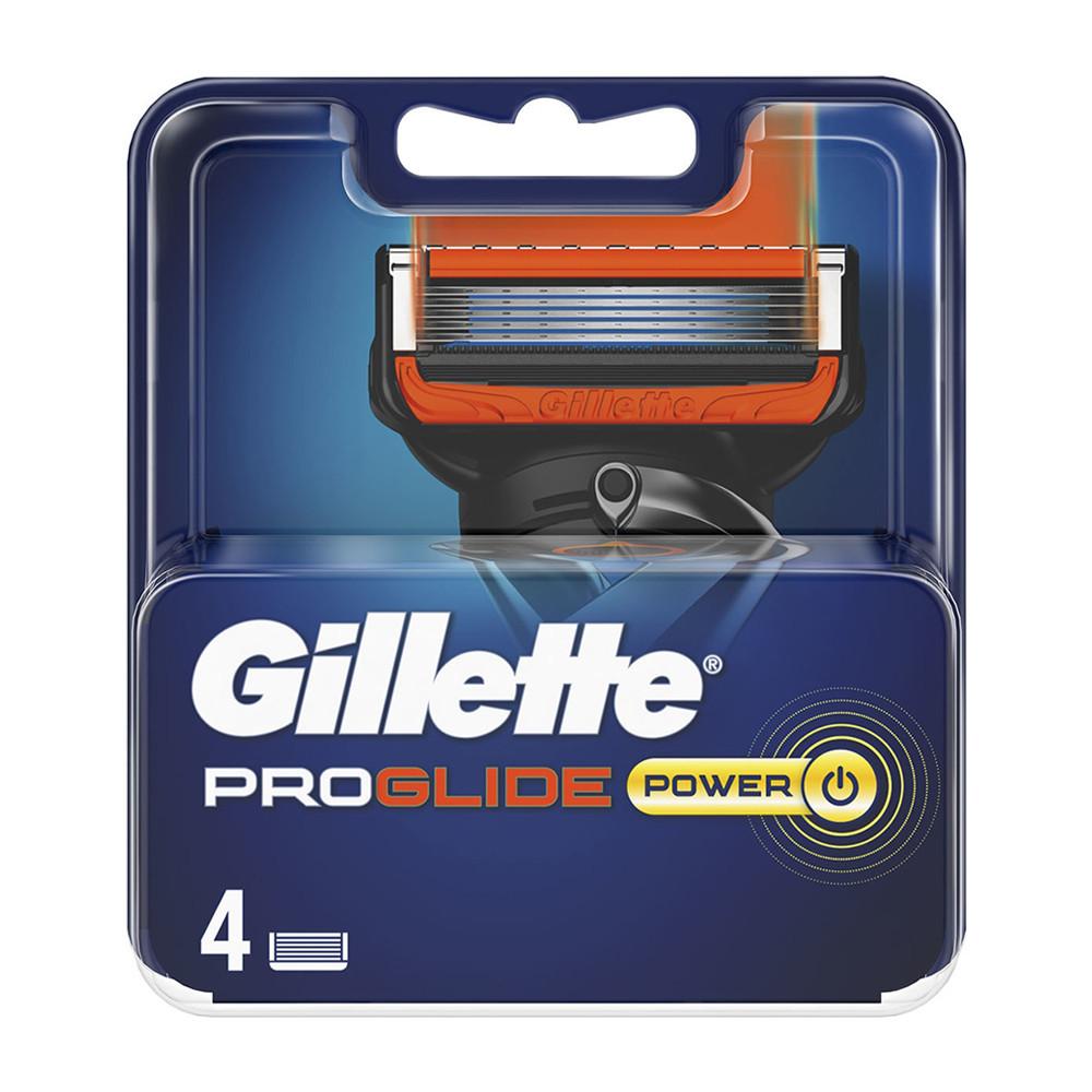 "Картридж Gillette ""Fusion PROGLIDE"" Power (4)"