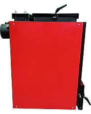 Котел холмова шахтний Heizer Opti 15 кВт (Хейзер Опти). Безкоштовна доставка!, фото 3