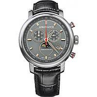 Оригінальний годинник Aerowatch Renaissance Chronograph Moon-Phases 84936AA06