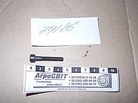 Болт (под шестигранник) М5х0,8х30 (основной шаг), стандарт DIN 912, класс прочности 8.8