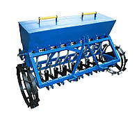 Сеялка для минитрактора 8 рядная (восьмирядная) зерновая