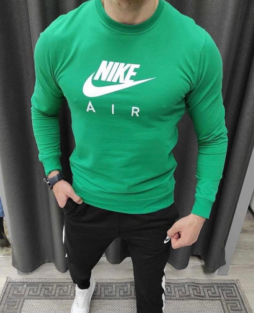 Мужской свитшот #64 «Nike»