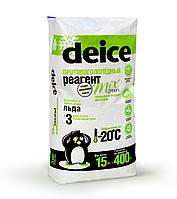 Засіб для прибирання льоду DEICE MIX GREEN (15 кг) (для асфальту)