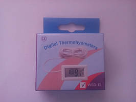 Цифровой термометр с влагомером