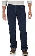 WRANGLER Regular Fit W36xL32 джинсы классика оригинал из США Five Star Premium тёмно синие Midnight Rinse
