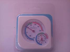 Механический термометр с влагомером