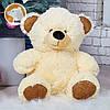 Плюшевый медвежонок Томми, кремовый