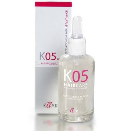 Kaaral Targeted Action Drops Капли направленного действия против выпадения волос 50 мл.