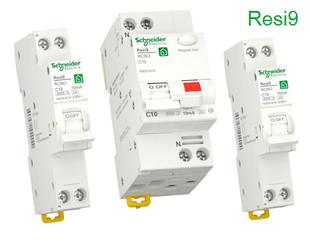 Диференціальні автомати серії Resi9