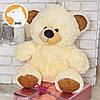 Плюшевый медвежонок Томми, кремовый, фото 2