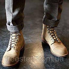 Чоловічі черевики відомих брендів