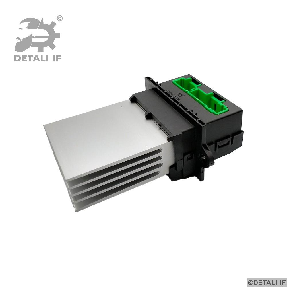 Megane Scenic Резистор печі Renault 7701207718 7701048390 6441L2 6441.L2 27761AX010